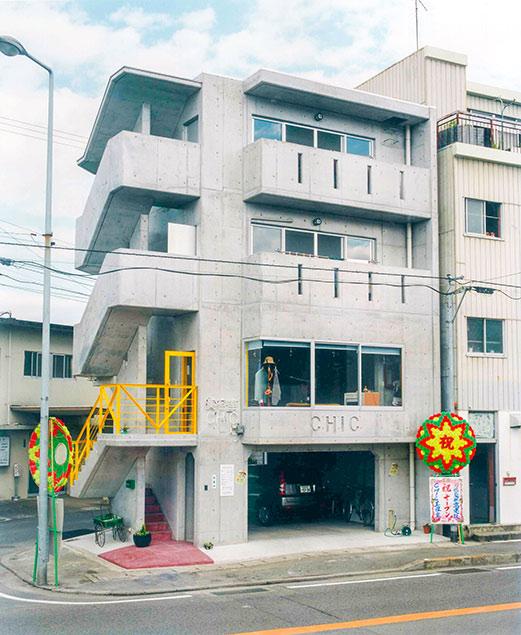 高建設 施工実例(C美容室 吉野川市鴨島町)1
